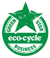 Green Star Business Logo