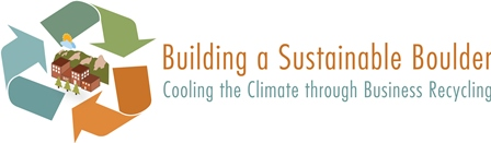 Building a Sustainable Boulder: Cooling the Climate through Business Recycling