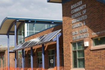 Boulder Community School of Integrated Studies